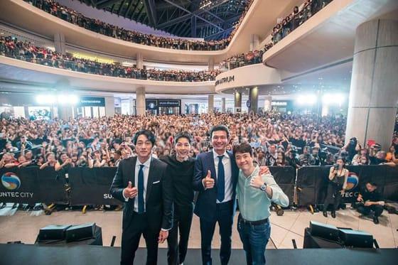 韓国映画、軍艦島