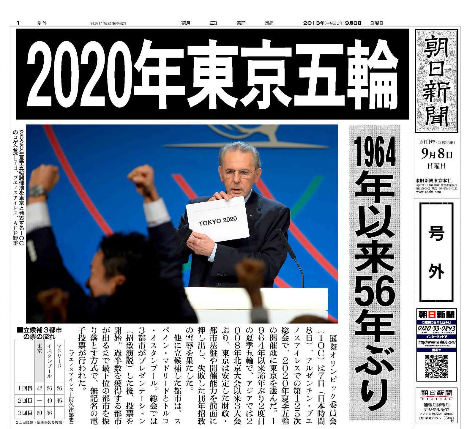 新聞休刊日 - 写真は、ほぼ20年前のものです