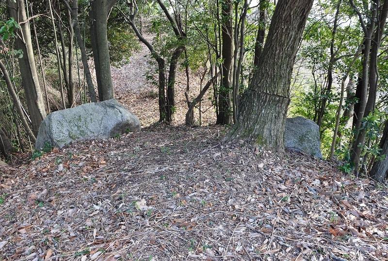 大岩2号墳丘