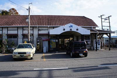 湯浅駅(和歌山県有田郡湯浅町)と熊野古道 - コスモのフォトアルバム