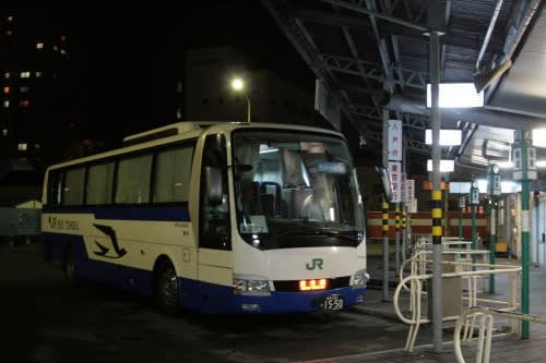 東京 ⇔ 盛岡 /高速夜行バス -