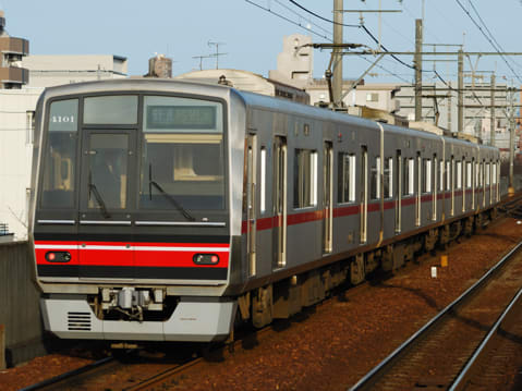 名鉄瀬戸線の新型車両 - 充実した毎日を送るための独り言