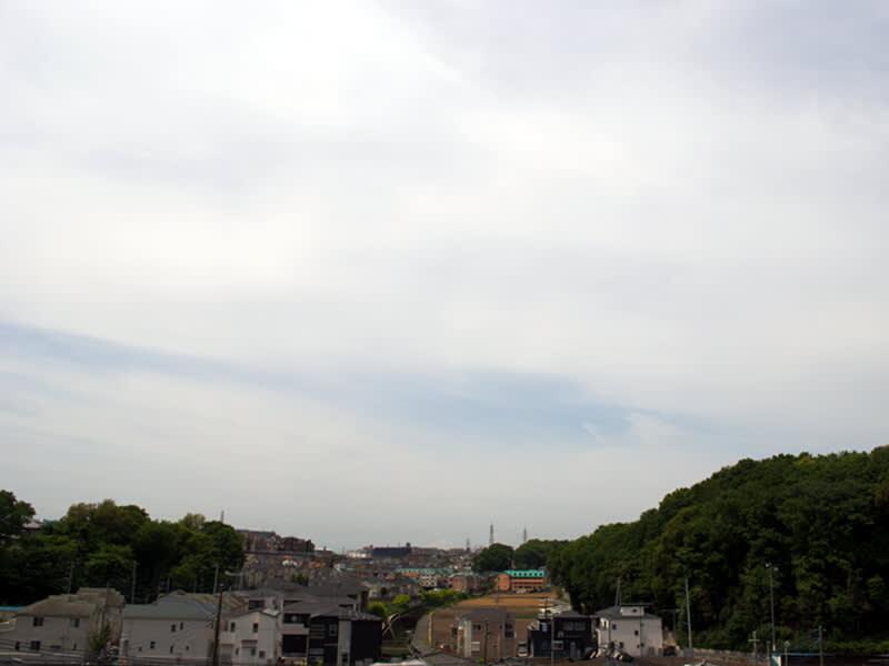 05月03日 朝霞方向