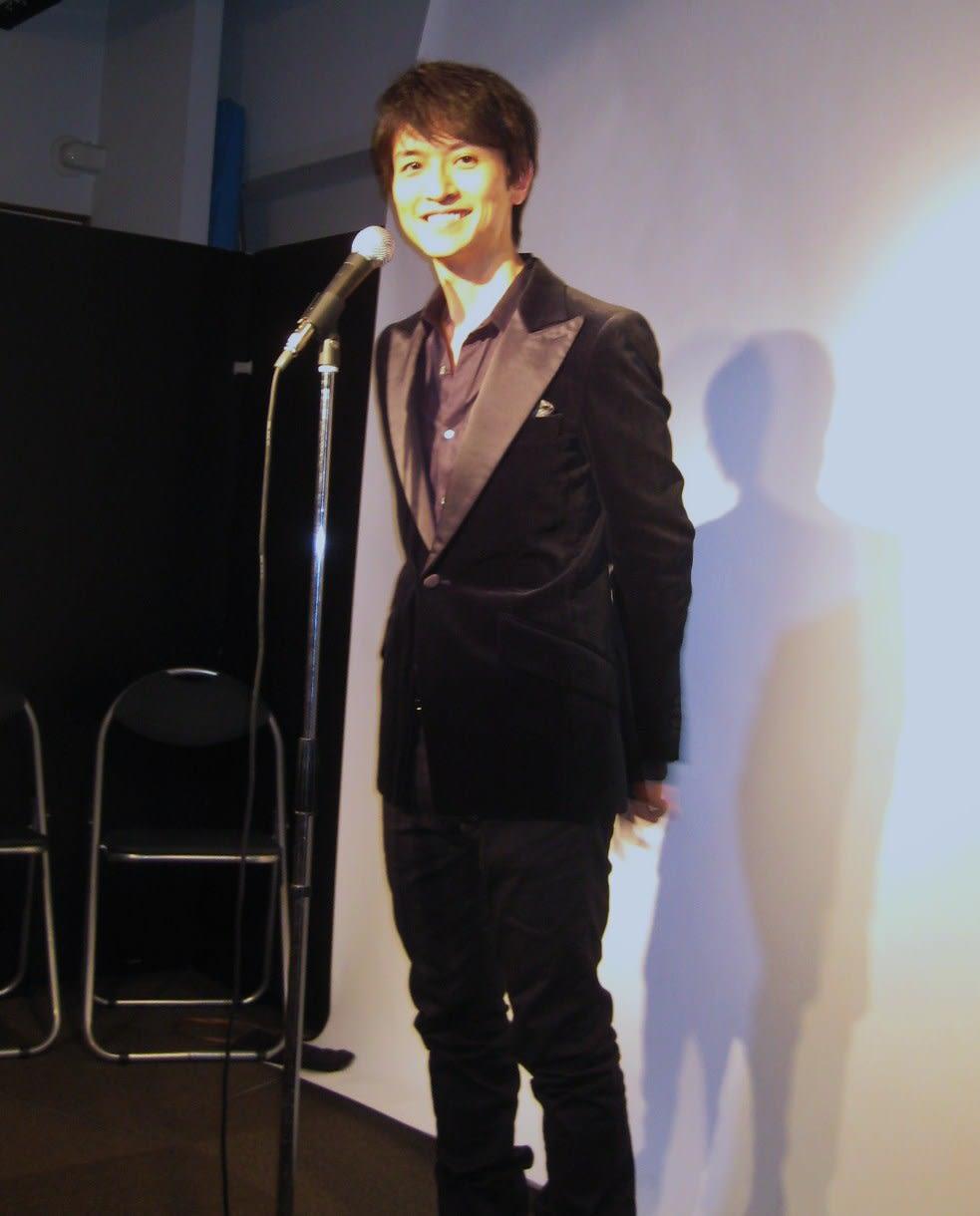 ♪ テノール歌手大瀧賢一郎ファンクラブOH!!TAKKI 発足(閲覧22796人 ...