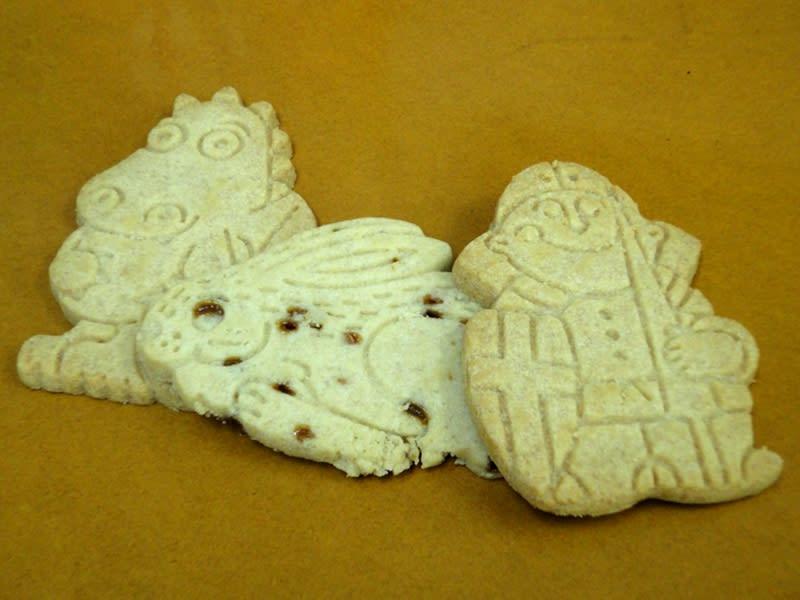 02月22日 ひとがたクッキー