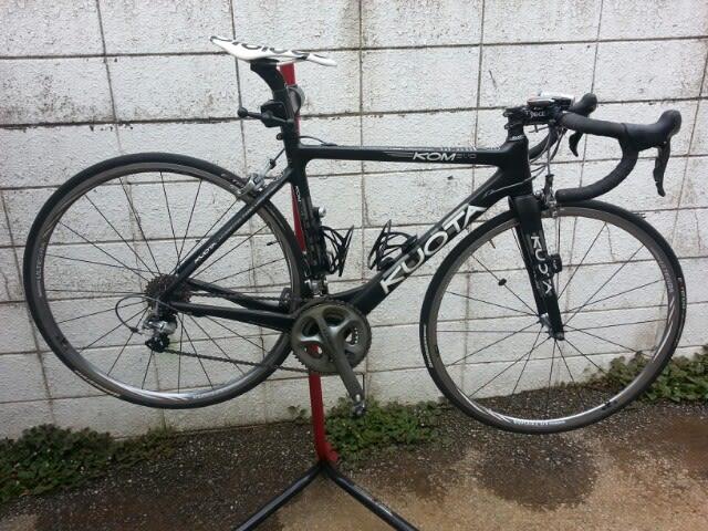自転車の 自転車 クランク 異音 : KUOTA KOM BB異音 - 自転車とスキー ...