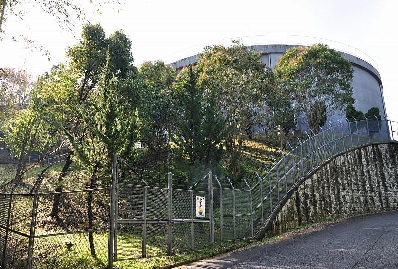 平尾山遺跡古墳跡
