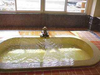湯ヶ島温泉「河鹿の湯」は、湯ヶ島行きバスで、西平橋徒歩1分の場所にあり... 一郷一会・関東周辺