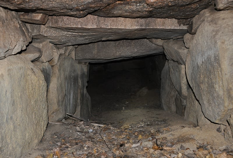 竜王山12C-48羨道