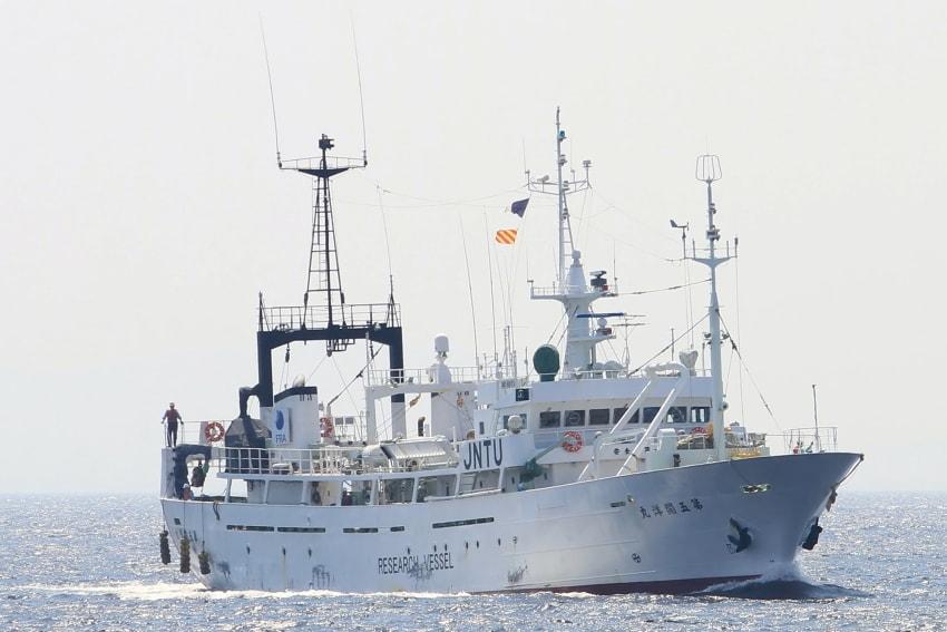 海洋調査船 「 第五開洋丸 」 (...