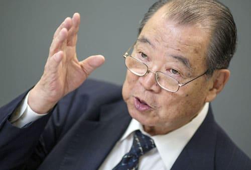 元参院議員・平野貞夫氏(上)「集団的自衛権議論は見るに堪えない」 ht...  YAMACHAN