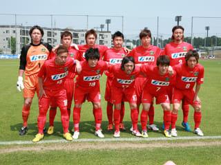 関東サッカーリーグ前期8節 流通 関東サッカーリーグ前期8節 流通経済大