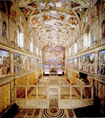 システィーナ礼拝堂の画像 p1_20
