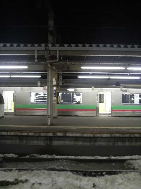 731系@千歳駅