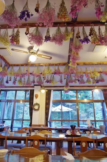 唐沢鉱泉・食堂