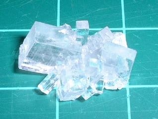 塩の結晶の作り方、実験まとめ ...