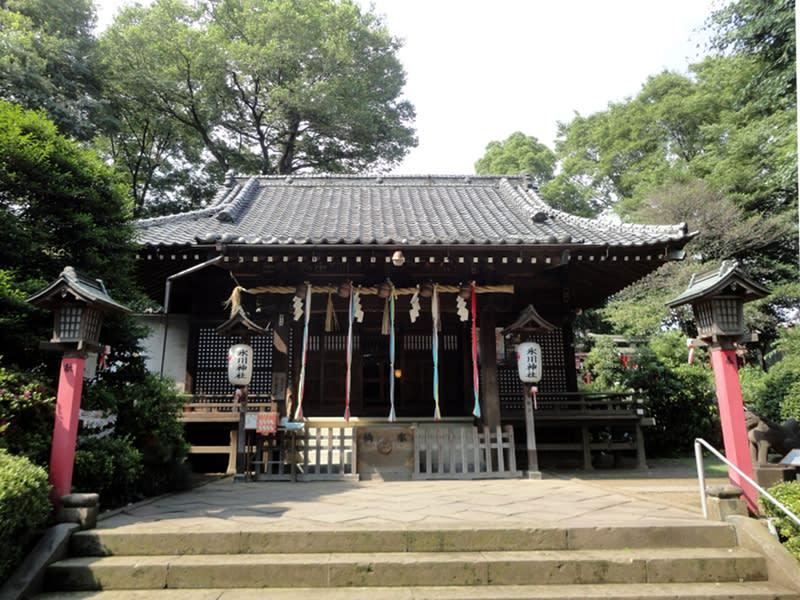 06月29日 氷川神社本殿