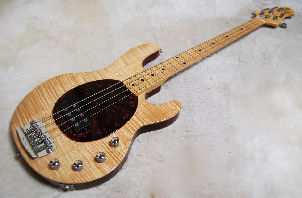 Ernie Ball Music Man 40th Anniversary StingRay Bass Ba89d523a66c12fd43233102c33e2005