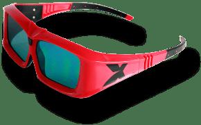 [XpanD] 3Dメガネ画像