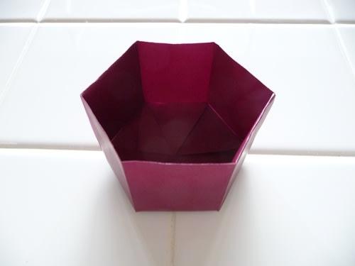 すべての折り紙 折り紙 入れ物 簡単 : 折り紙で作れる箱のアイデア集 ...