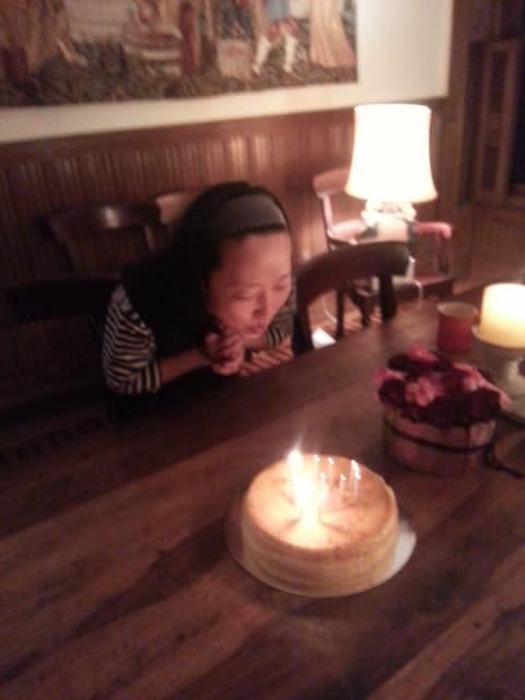 私のお誕生日、その後〜