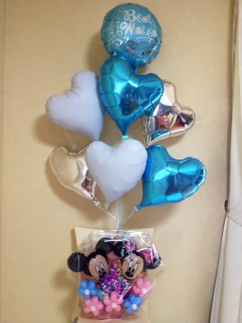 電報 結婚式 人気 バルーン ディズニーのミッキーとミニー , ビックリ!サプライズな贈り物 可愛いので見てるだけでも楽しくなってくるバルーンについて!