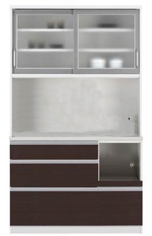 新商品の食器棚 日本製の激安商品です