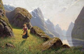 フィヨルドの牧歌 - 魔法の絨毯 ...