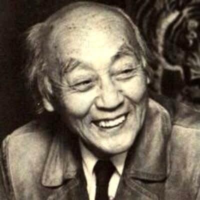 赤尾 敏(あかお びん)【岩淸水・人物】1899 ~ 1990