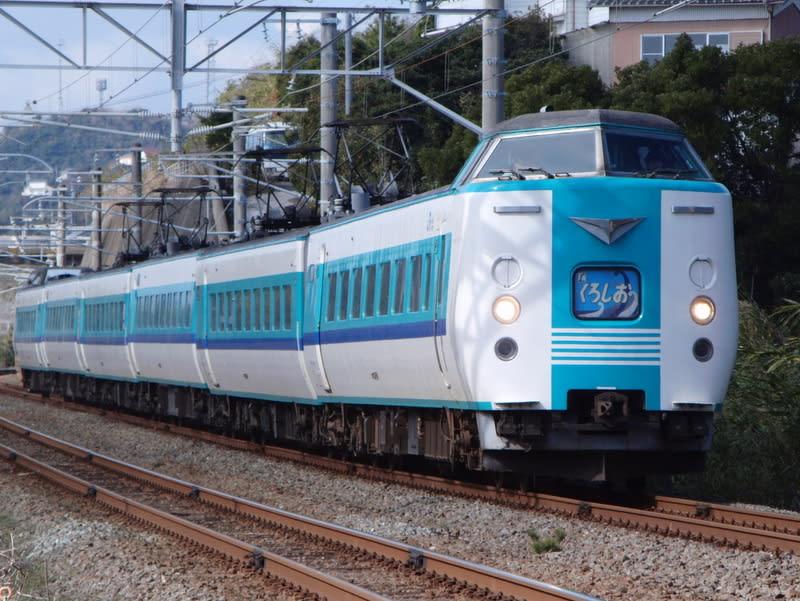 381系特急「くろしお」