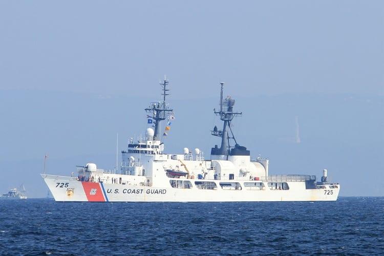 アメリカ沿岸警備隊 - United St...