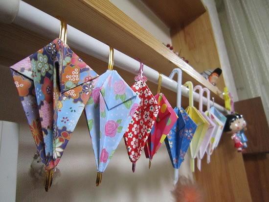 クリスマス 折り紙 : 折り紙 傘 : blog.goo.ne.jp