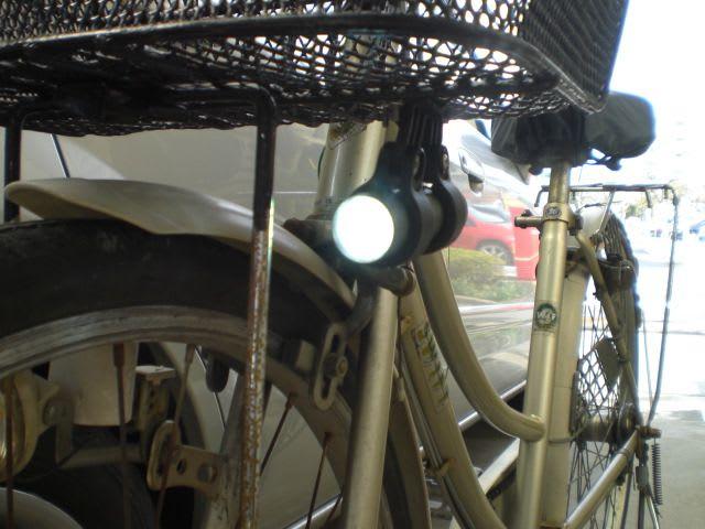 自転車の 自転車 前かご 取り付け方 : ママチャリに後ろかご・ライト ...