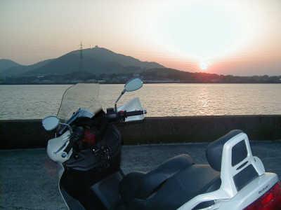 蔵王山とスカブー250