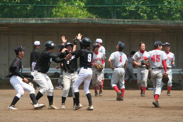 日本工業大学 東京新大学野球連...