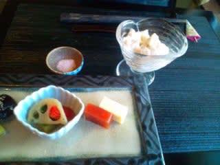 昨日行った「お豆腐やさん」