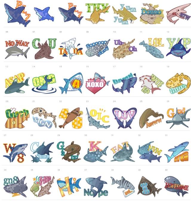 サメと甘党