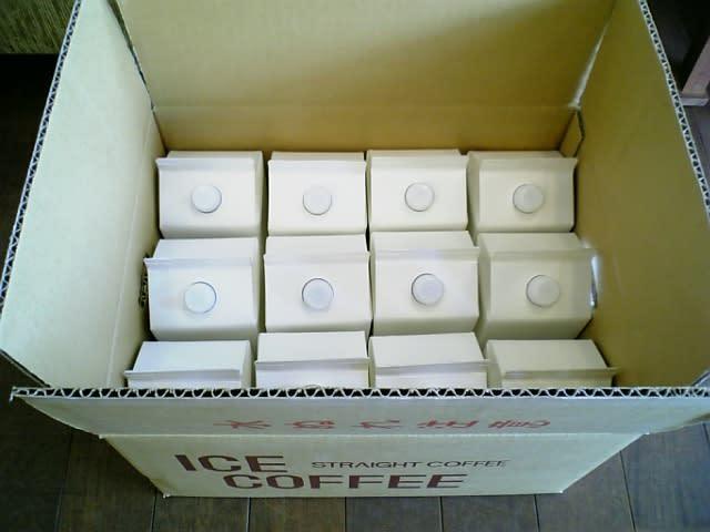 12本入り段ボール箱