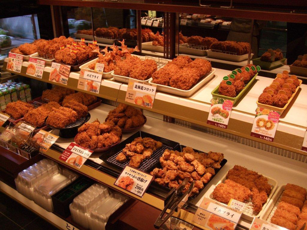 方南町:とんかつ新宿さぼてんOPEN - 日向興発のブログ