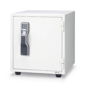 エーコー 耐火金庫 指紋照合式 MSFE-WB 55kg 【代金引換可能】【時間指定可能】