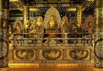 中尊寺金色堂の画像 p1_27