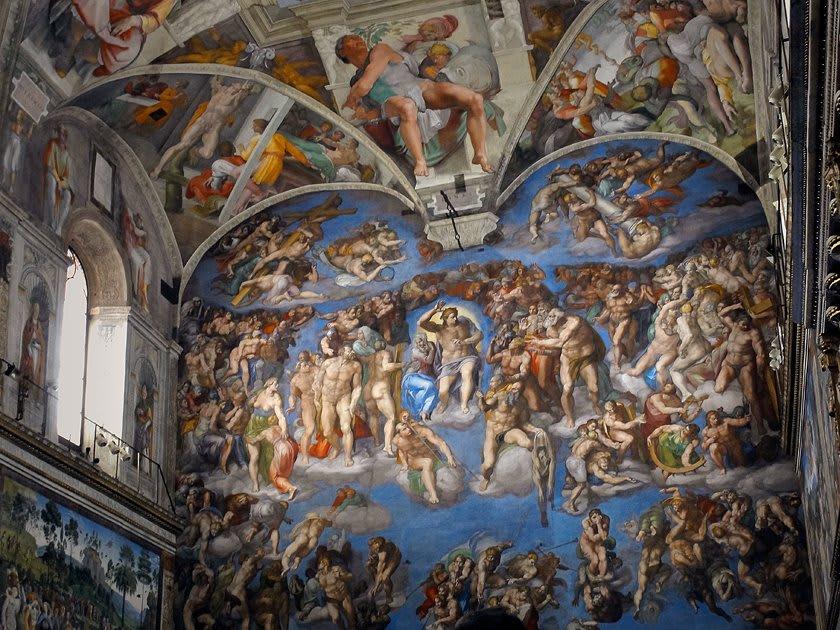 システィーナ礼拝堂の画像 p1_33