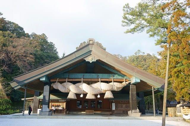 出雲・小泉八雲ゆかりの地・松江旅行(1日目)