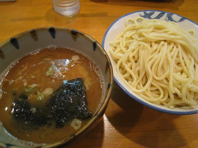 つけ麺(中盛り)