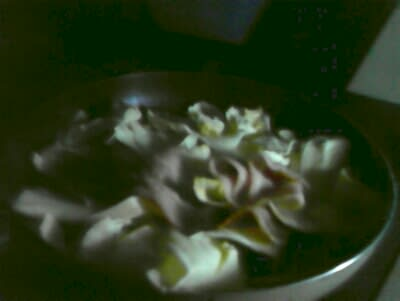 チャオ御岳De晩飯