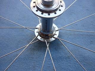自転車の 自転車 ホイール 組み方 種類 : 手組みホイール計画 スポーク ...