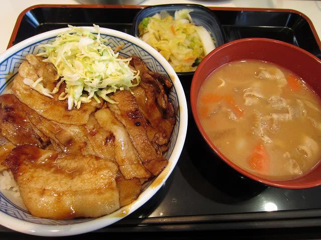 焼味豚丼(並)