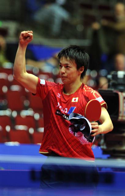 日本女子に続き男子も予選リーグ1位となって準々決勝に進出した。エース水谷... ニッポン準々決勝