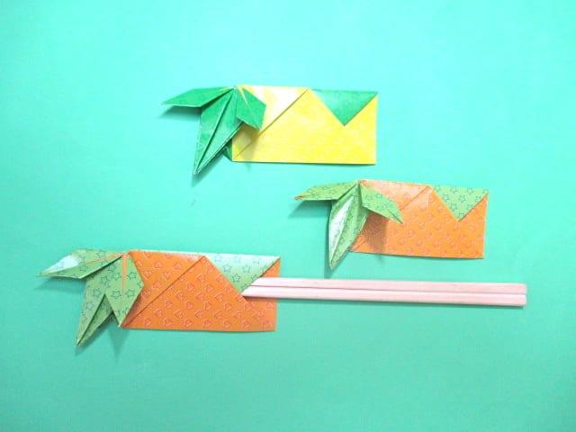 簡単 折り紙:箸袋折り紙 折り方-blog.goo.ne.jp