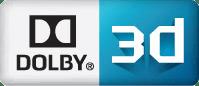 [Dolby 3D] ロゴ画像